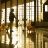Is it time to hire a janitor?  Top Five reasons to hire a commercial cleaning service.