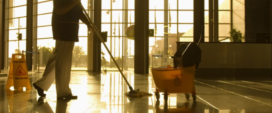 Our porters will perform a variety of different janitorial services to ensure your business is clean and efficient.