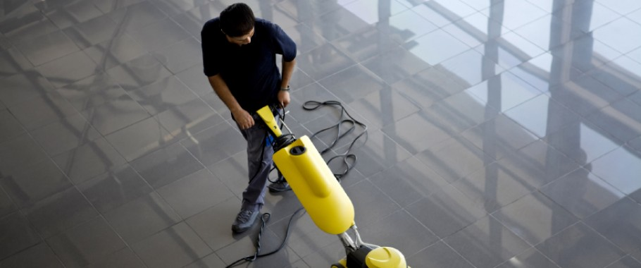 We'll bring your floors to a brilliant shine with our high-speed polishing equipment and machine scrubbers!