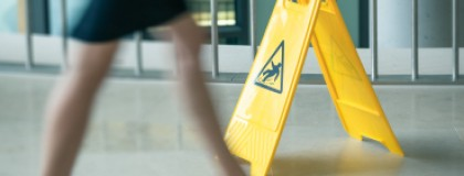 Clean Floors Are The Foundation For Safety