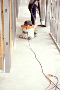 Post Construction Cleaning Rochester NY